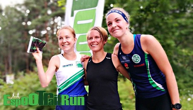 Espoo Trail Run - 17.8.2017 - Hannu Numminen