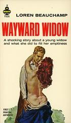 Midwood Books F226 - Loren Beauchamp - Wayward Widow