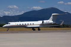 Uganda Government Gulfstream G550 5X-UGF