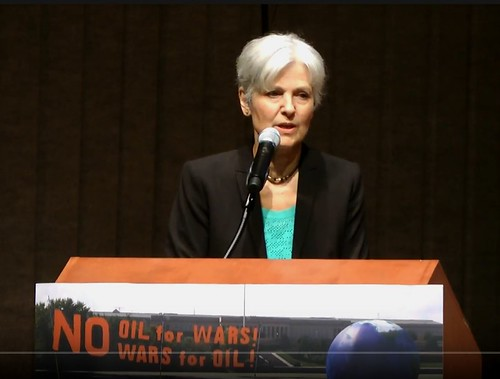 David Swanson: Welcome to No War 2017: War and the Environment with Tim DeChristopher and Jill Stein