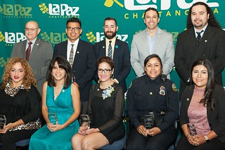 2017 Latino Leadership Awards Honorees