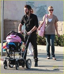 EXCLUSIVE: Katherine Heigl And Family Spending The Day Together