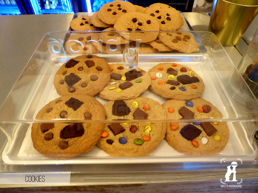 Cookies Dough Madrid