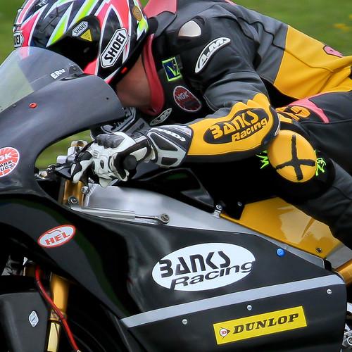 Ed Rendell, Banks Racing