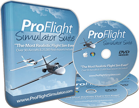 ProFlightSimulator - The Most Realistic Flight Simulator