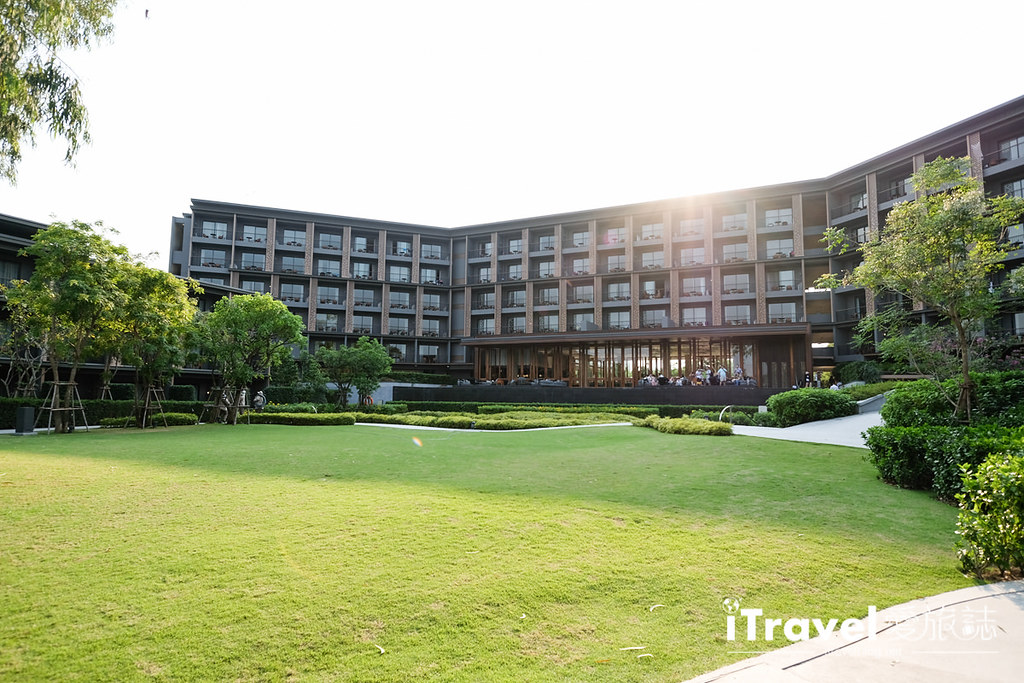 华欣万豪SPA度假村 Hua Hin Marriott Resort & Spa (8)