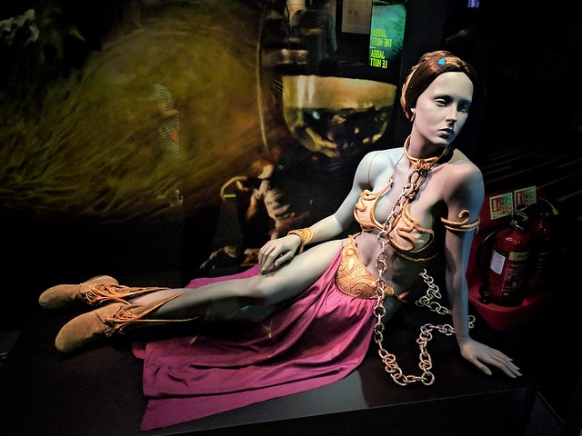 Leia's Slave Outfit