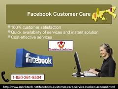 Facebook Customer Care 1-850-361-8504: The Fruitful And Unique Service Provider