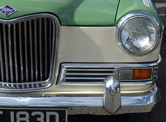 Riley Classic Car at Botany Bay Chorley
