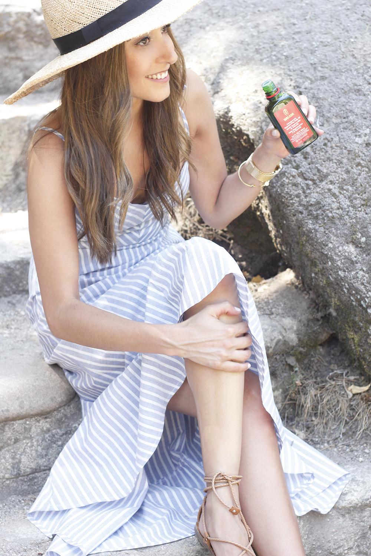 Weleda Granada belleza hidratante corporal cuidados verano beauty skin5