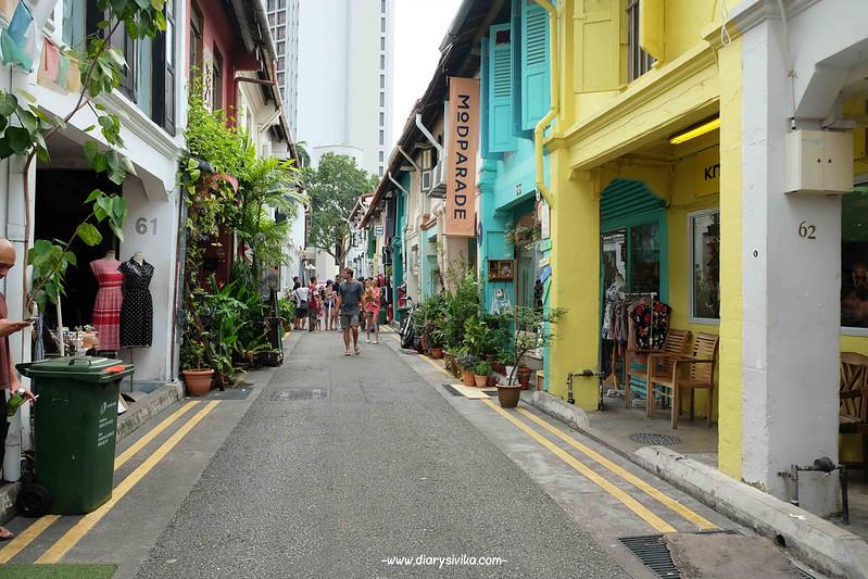 haji lane singapore 4