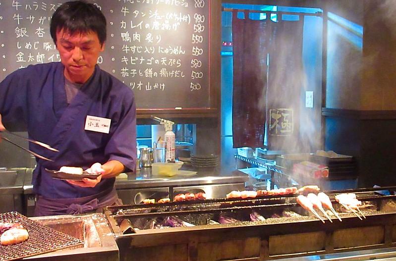 Nagasaki Restaurants hot sake cold beer