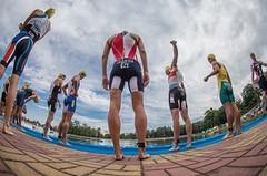 Světový pohár v triatlonu přivítají tento víkend Karlovy Vary