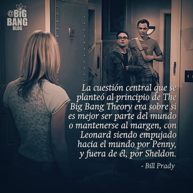 9x00 Bill Prady la idea central de TBBT (1)