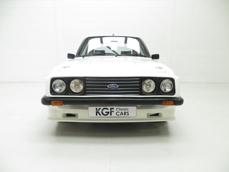 FORD Series X Decalcomania-ESCORT Mk2 Capri X Pack RS2000
