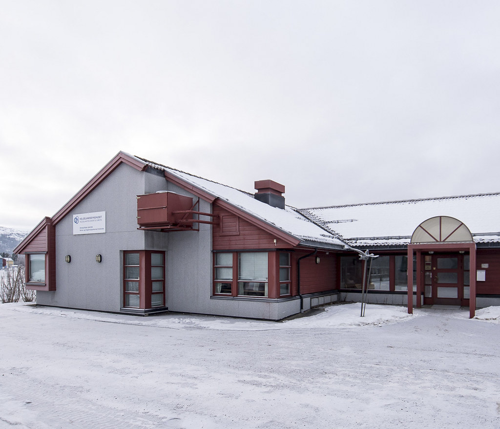Helgelandssykehuset Mo i Rana