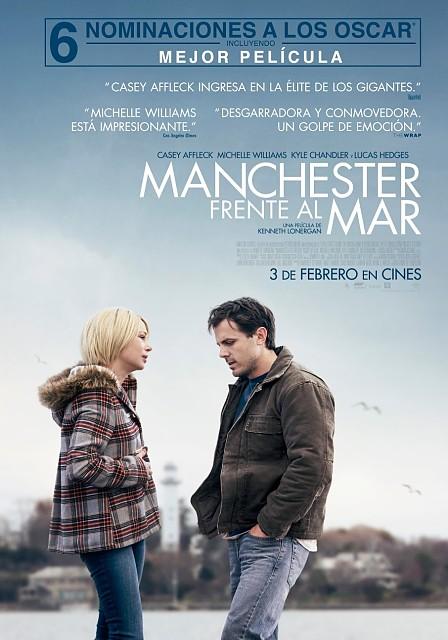 Cartel: Manchester frente al mar (2016)