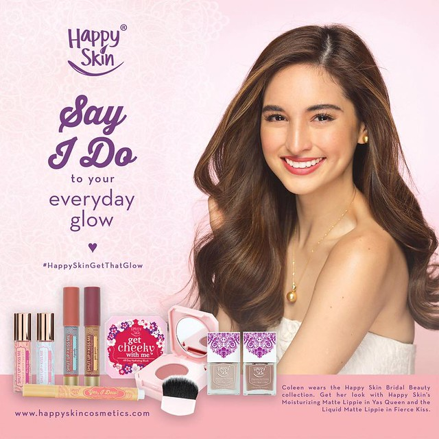 Happy Skin Bridal Makeup Collection