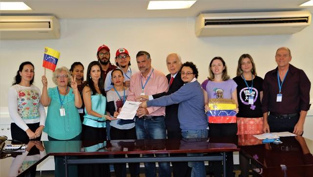 Entidades pedem que ONU tome medidas sobre postura de Brasil e EUA contra Venezuela