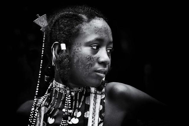 Woman Peul