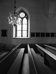 Mora Church (Kyrka), Sweden