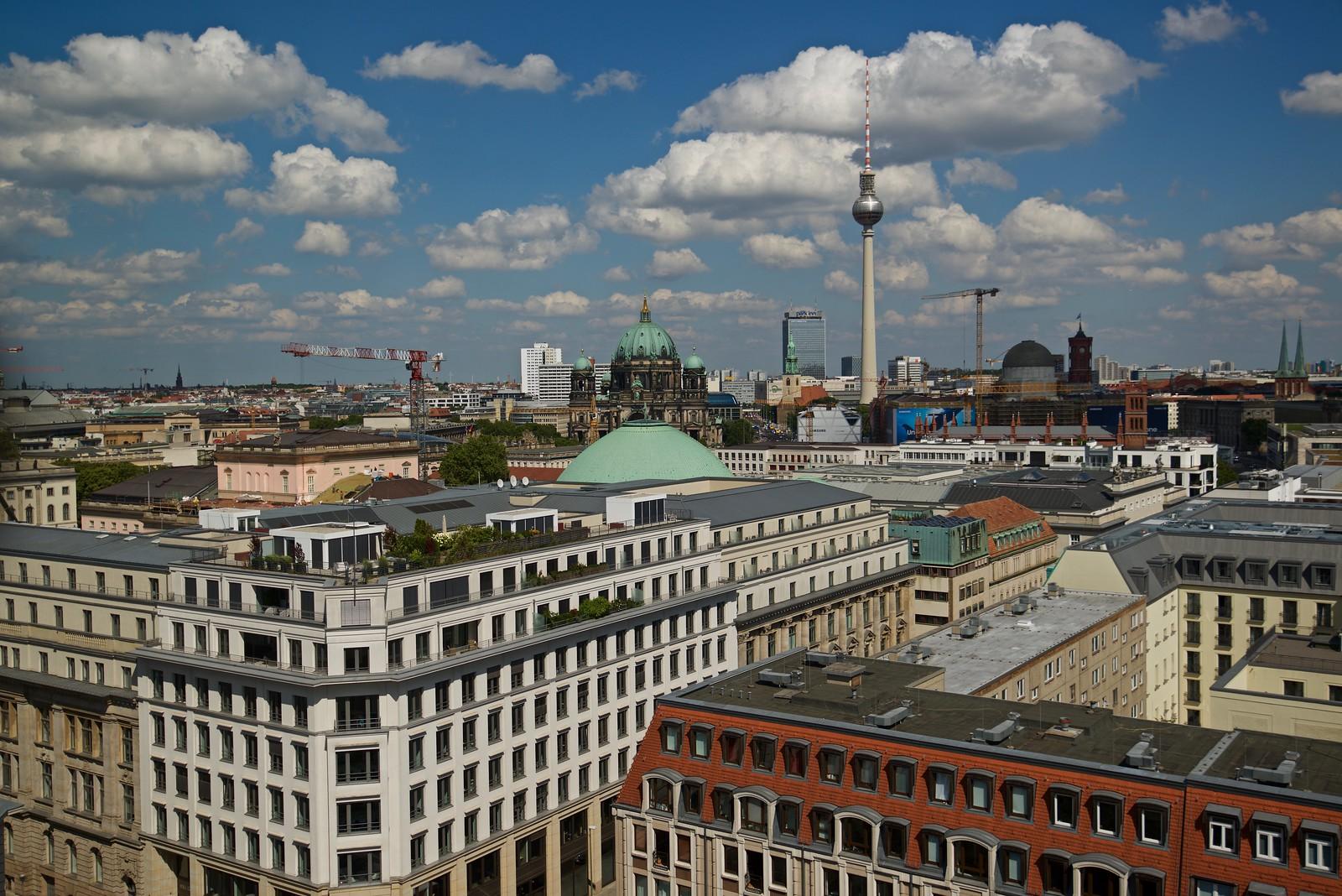 days in Berlin