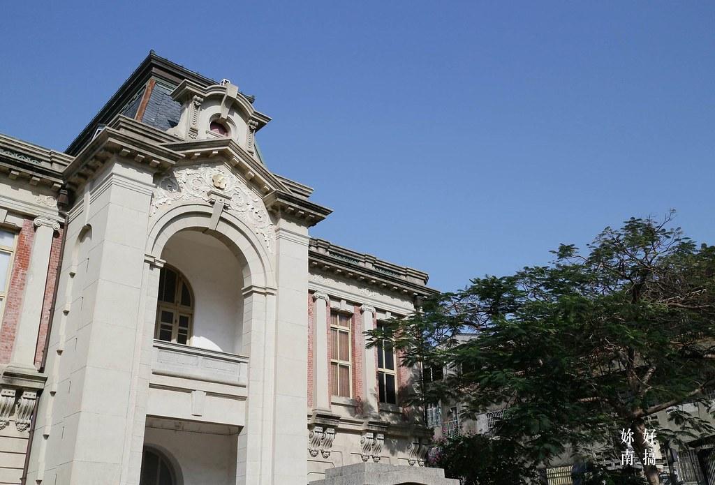 台南古蹟景點-吳園