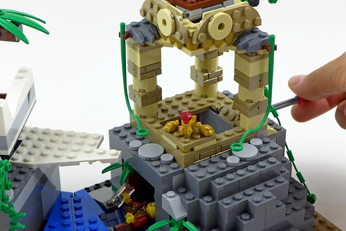 LEGO City Jungle 60161 Jungle Exploration Site 84