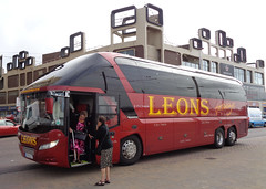 AT14LCT Leons Holidays on Blackpool Promenade