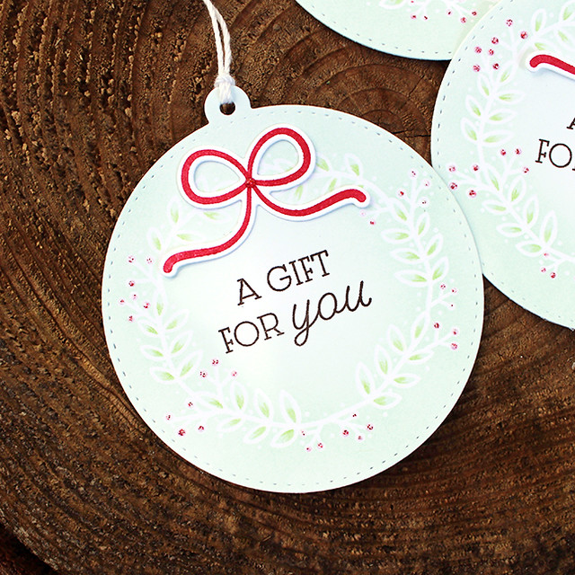 Wreath Gift Tags 2