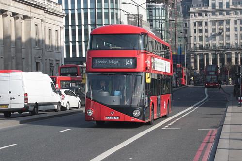 Arriva London LT577 LTZ1577