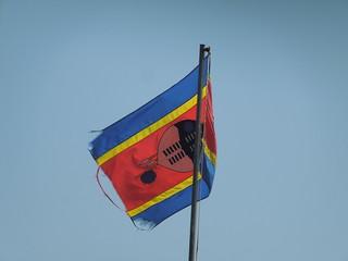 20170915 Swazi flag