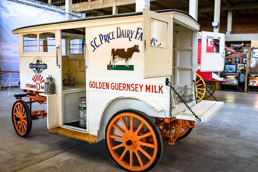 Le musée western de Stockyards Station (Texas) 37161952876_a4e6604a73_b