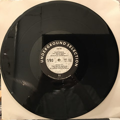 V.A.:DMC(UNDERGROUND SELECTION 1:93)(RECORD SIDE-B)