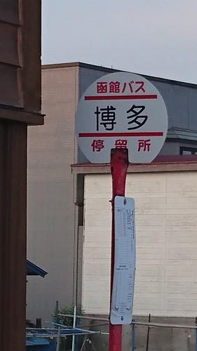 北海道には豚骨ラーメンの国もあるらしい