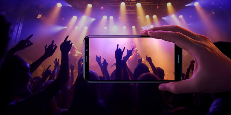 Huawei Nova 2i FullView Display