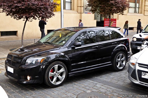 Dodge Caliber SRT-4 - Santiago, Chile