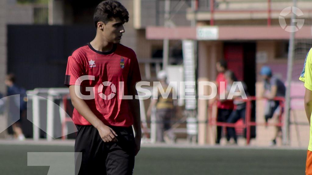 """Liga Autonómica Cadete. Alboraya U.D. """"A"""" - C.F. Torre Levante """"A"""""""