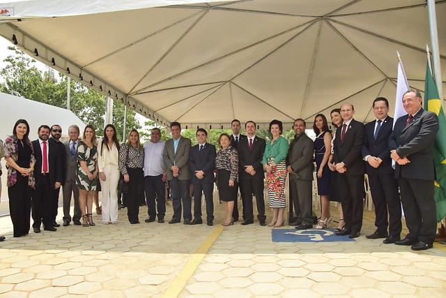 Inauguração da promotoria de Sena Madureira_2017