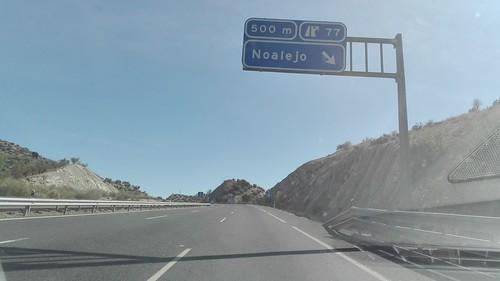 A44 - saída Noalejo