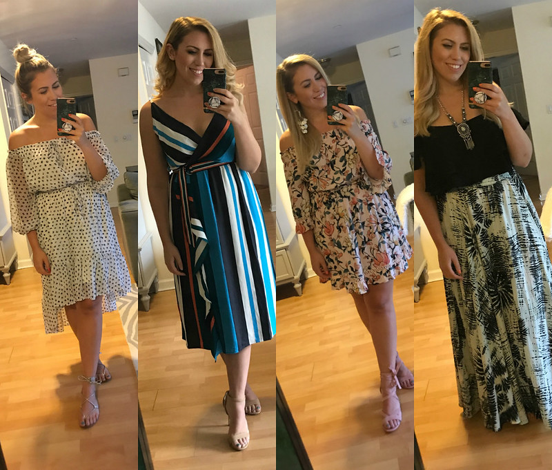 July 2017 Round Up Summer Outfit Ideas