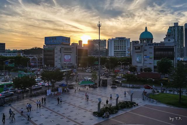 구로역 광장