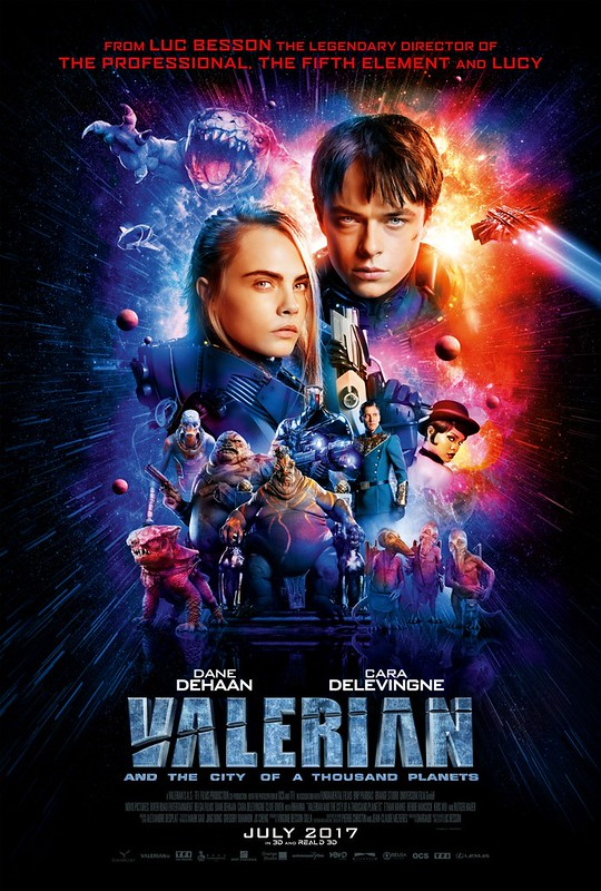 Valerian and the City of a Thousand Planets - Poster 13