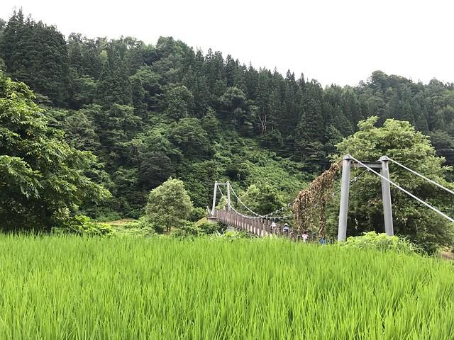 グルッとまるごと栄村100キロサイクリング