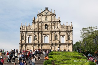 Macao - Ruins of St. Paul's
