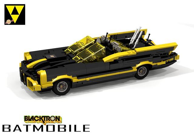 Blacktron Batmobile
