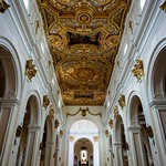 Inside San Bernardino Church in L'Aquila [Explore 2017.08.24]