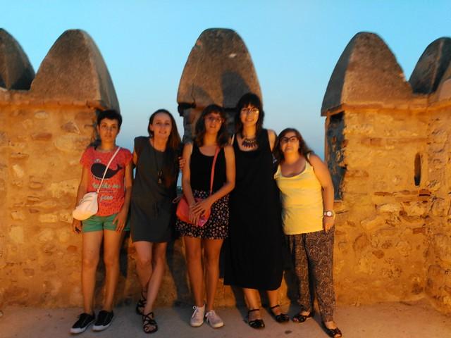 Vacaciones Almería 3º turno (24-31 julio 2017)