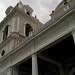 Iglesia Nuestra Señora de la Soledad: torre norte av.2a-4, c.9-11/ Church of Our Lady of Solitude: northern tower 2a-4th av., 9th-11th st.