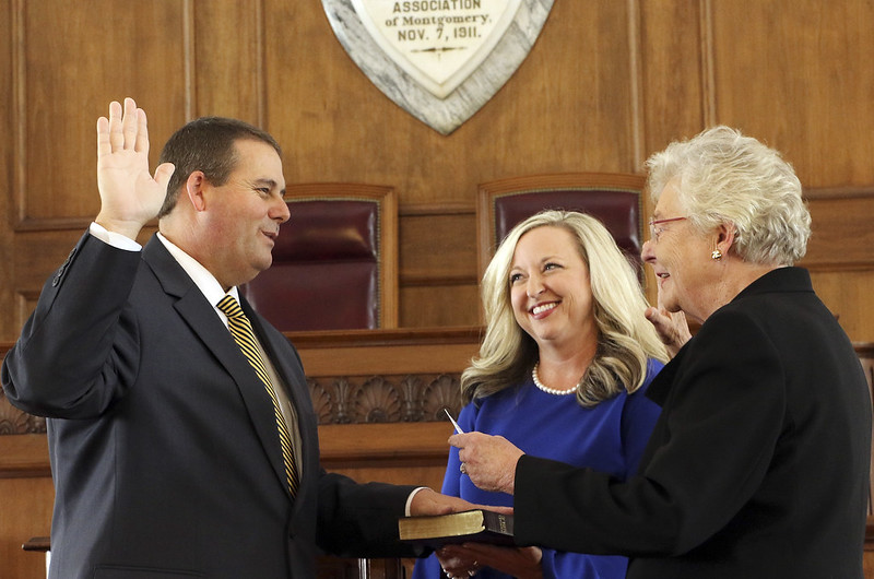 08-11-17 Chris Blankenship becomes permanent Commissioner of Conservation and Natural Resources